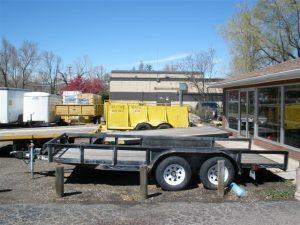 Denver Utility Trailer Rental