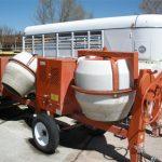 Cement Barrel Mixer