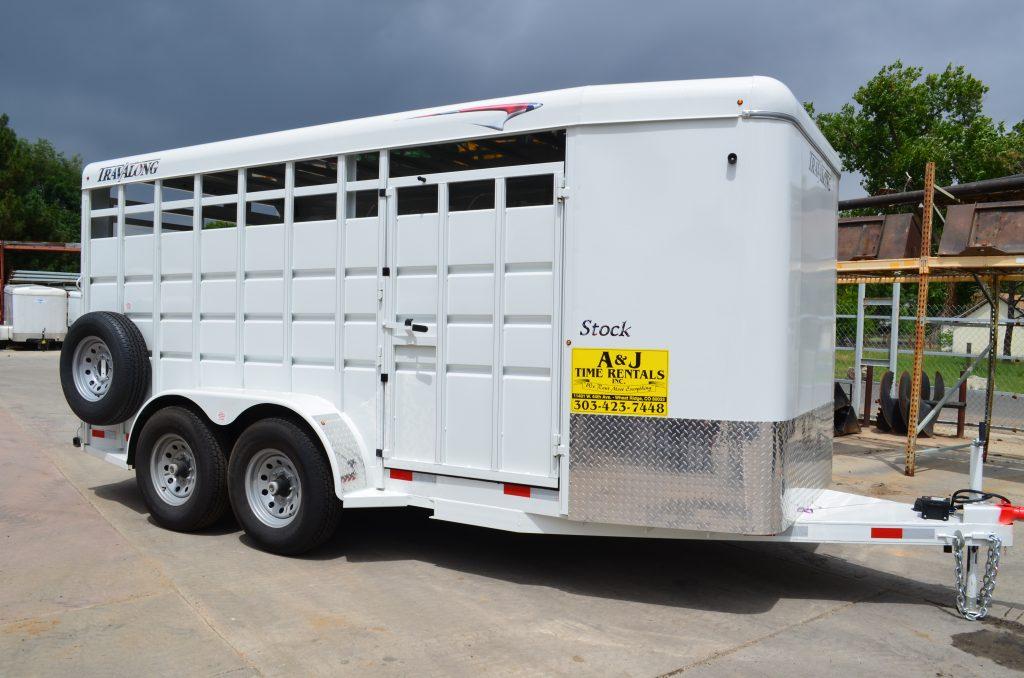 Horse Trailer Rental