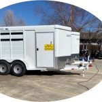 <center>Horse trailer rental is one of our top requests.</center>