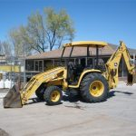 Tractors for Rent, Tractor loader backhoe
