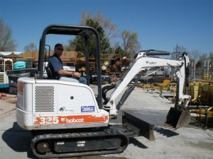 Denver Skidsteer Rental