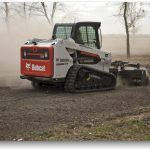 "Bobcat has a new compact track loader: the ""T550"""