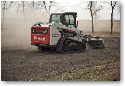 Bobcat T550 Rental